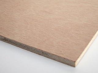 ベニヤ板(普通合板)500×400mm 厚み5.5mm(0.55cm) JAS F☆☆☆☆合板【正規品】