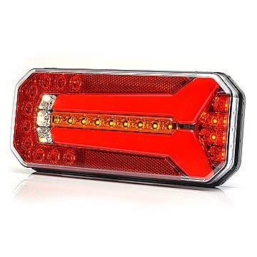 2 x  LED Rückleuchte LKW PKW Wohnmobil  Anhänger  Leuchte  12V-24V FT 120