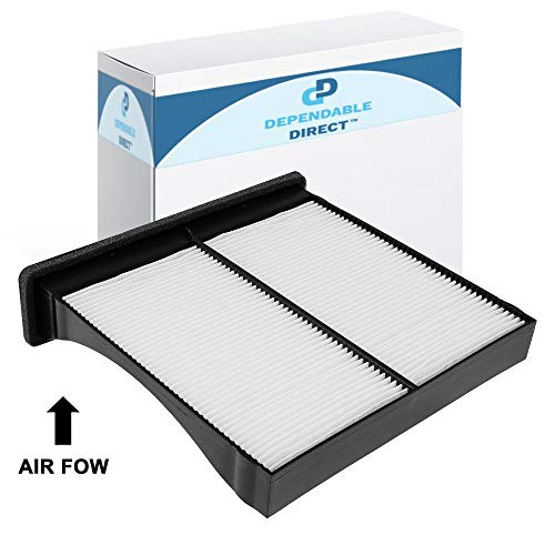 (1 Pack) CF10930 Premium Cabin Air Filter for 2008-2018 Subaru Impreza, Forester, XV Crosstrek, WRX - OEM# 72880FG000