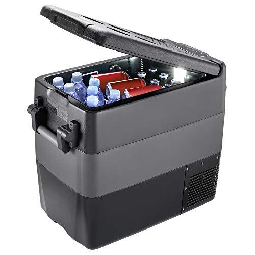 JOYTUTUS Portable RV Refrigerator Freezer 53...