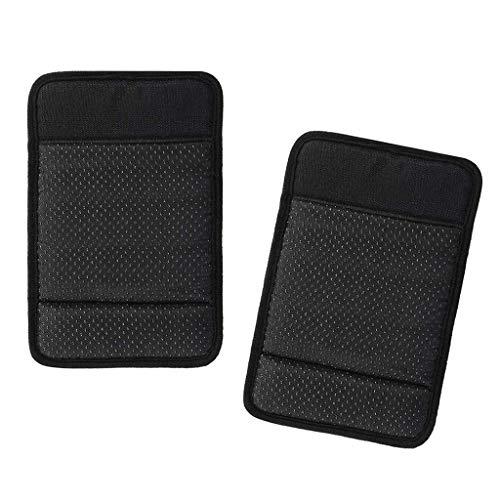 Milageto Walker, Luggage & Tool Handle Gel Covers (Pair) - Softens The Grip
