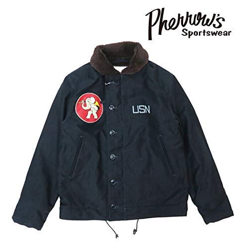 Pherrow's(フェローズ)『N-1カスタムモデルデッキジャケット』