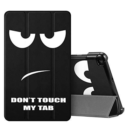 FINTIE SlimShell Case voor Samsung Galaxy Tab A 8.0 2019 (SM-T290 / SM-T295), Super dun lichtgewicht magnetische standaard cover voor Samsung Galaxy Tab A8 8-inch tablet, Z -Niet Aanraken