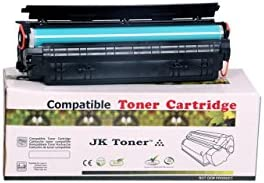 JK TONERS 88A Black Toner Cartridge CC388A Compatible for LaserJet - P1007, P1008, P1106, P1108, M202, M202n, M202dw,...