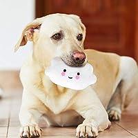 長寿命ソフトで快適な犬のおもちゃ、犬の噛むおもちゃ、ペットの犬のための環境の柔らかいぬいぐるみ