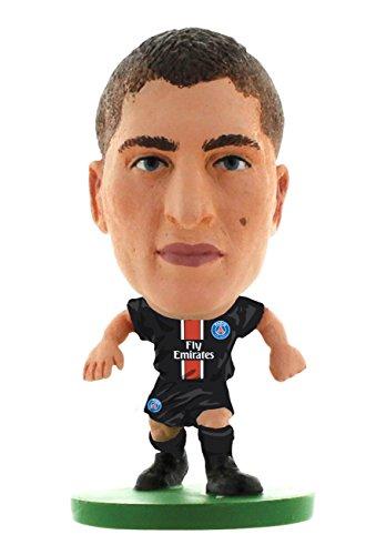 SoccerStarz - SOC499 - Paris St Germain Marco Verratti Kit Maison - Version 2017