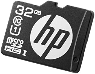 Hewlett Packard Enterprise 32GB microSD - Tarjeta de Memoria (32 GB, Micro Secure Digital High-Capacity (MicroSDHC), UHS, ...