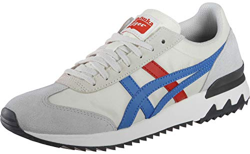 Asics Onitsuka Tiger California 78 Ex, Zapatillas Unisex Adulto, Blanco (Cream/Directoire Blue 100), 42 EU