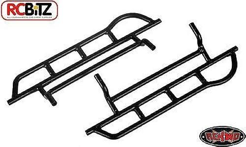 RC4WD Tough Armor Side Steel Slider Step Trail Finder 2 Metal Direct FIT Z-S0056