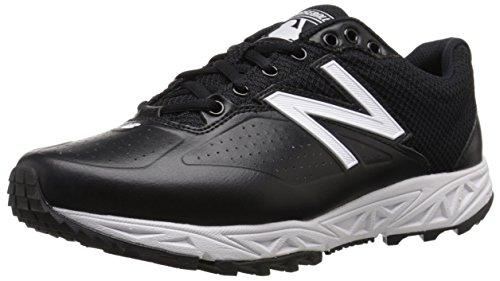 New Balance Herren Mu950v2 Umpire Low Shoe-m, schwarz/weiß, 39.5 XW EU
