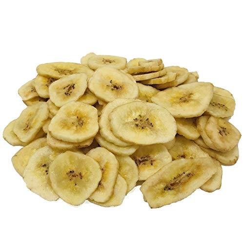 おやつ バナナチップ お試しサイズ 160g サクサク食感 【ココナッツオイル使用】 (500g)