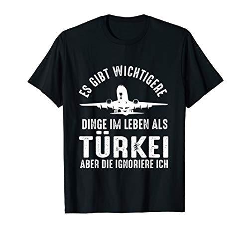 Türkei Reise Urlaub Sommer Ferien Istanbul Antalya Lustig T-Shirt