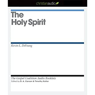 The Holy Spirit audiobook cover art