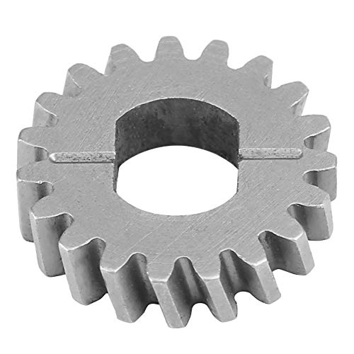 KIMISS 19Teeth Motor Gear, Stainless Steel Sunroof Motor Gear Repair Kit for Benz W202 W204 W212