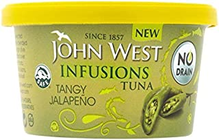 john west tuna products