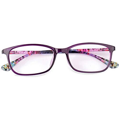 Reading Glasses Anti Lumière Bleue Bloquant Les Lunettes de