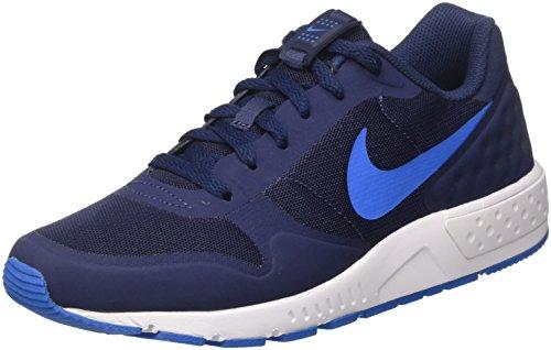 Nike Nightgazer LW SE, Scarpe da Ginnastica Uomo, Blu (Midnight Navy/Photo Blue/White), 43 EU