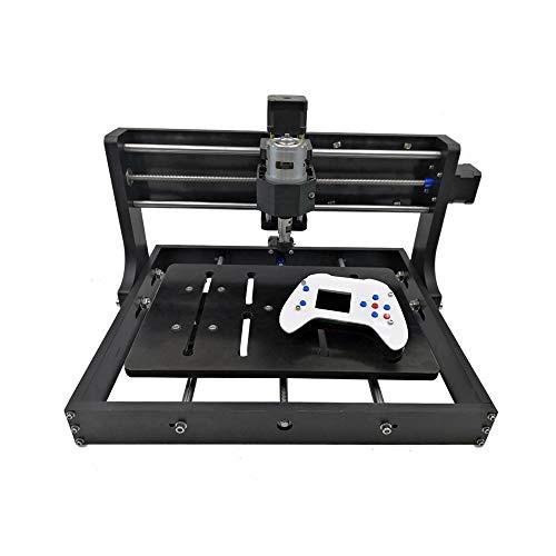 CNC-licht gravermachine, GRBL besturing DIY freesmachine met offline besturing standard Offline