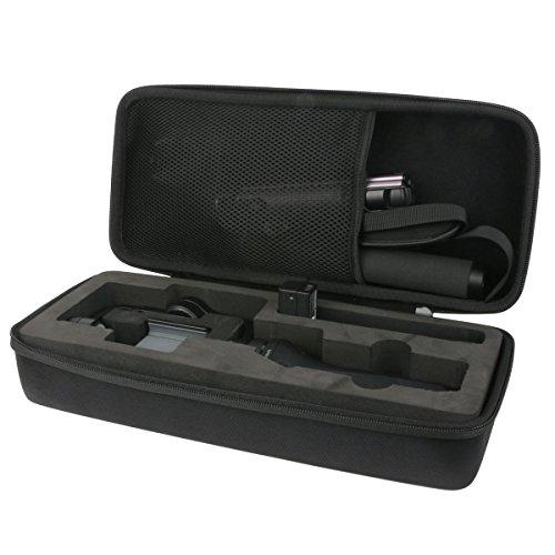 per DJI OSMO MOBILE Stabilizzatore Valigia Scatola Borsa Costodie per batteria/Straight Extention Arm/Treppiede/Base by CO2CREA