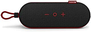 Fugoo GO 100% Waterproof Bluetooth Speaker - Portable, Wireless, Shock-Proof, Dust-Proof (Red)