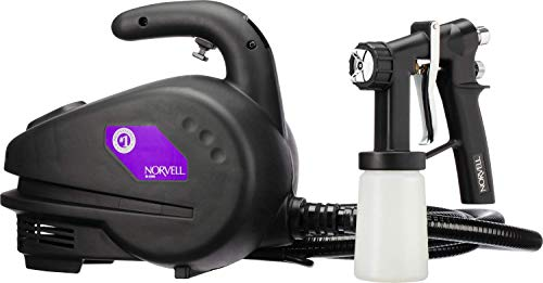 Norvell Sunless Kit - M1000 Mobile HVLP Spray Tan Airbrush Machine