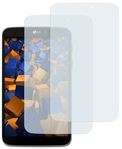 mumbi Schutzfolie kompatibel mit LG G Pad 8.3 Folie klar, Bildschirmschutzfolie (2X)