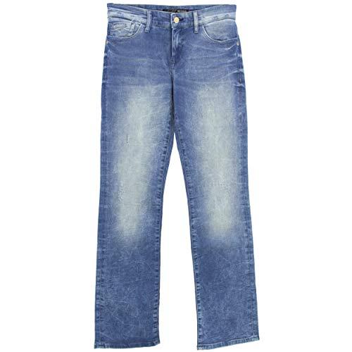 Mavi, Mona, Damen Jeans Hose, Stretchdenim, True Blue Memory, W 33 L 34 [21931]
