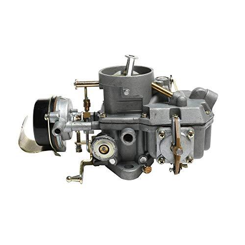 Ford 1 BBL Carburetor para Ford 6 cyl mustang autolite1100 170 200 1963-1969 para Ustang Fairlane Falcon 170 200 Mt Carburadores