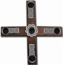 celtic cross advent wreath