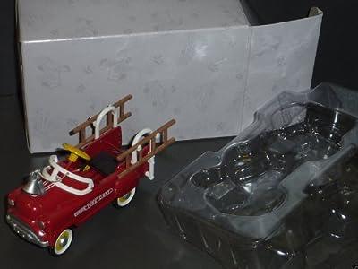 Hallmark Mini Kiddie Car Classics 1955 Murray Fire Truck