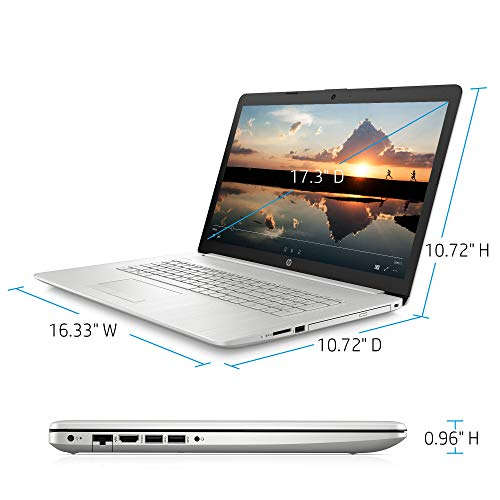 Compare HP 17-ca2020nr (9LL57UA#ABA) vs other laptops