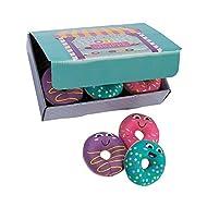 PLUSH DONUTS W/ BOX - Toys - 12 Pieces