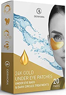 Best gold eye patches Reviews