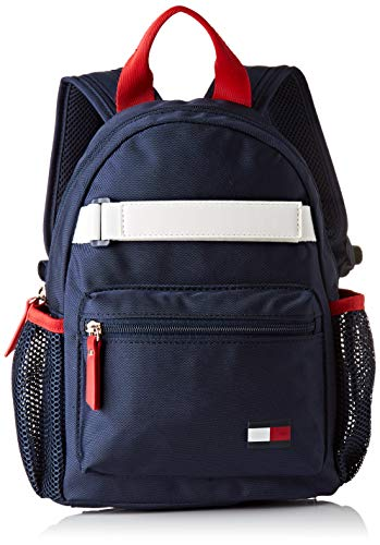 Tommy Hilfiger - Th Kids Flag Mini Backpack, Bolso Unisex Ni