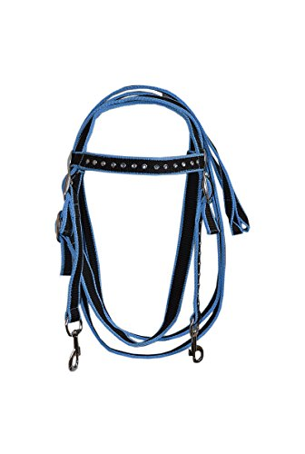 PFIFF Westerntrense, hellblau Pony