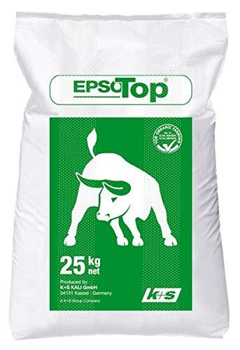 EPSO Top Bittersalz 25 kg - sofort wirksamer Magnesium- und Schwefeldünger - EG Düngemittel