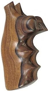 Hogue Ruger Security Six Pau Ferro Premium Wood Grips