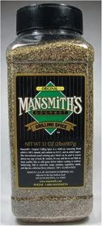 mansmiths seasoning
