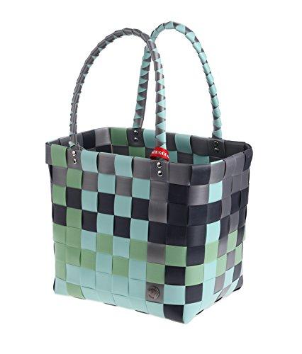 5010-44 Ice-Bag Shopper Original Witzgall Einkaufstasche Einkaufskorb - mintgrün, Silbergrau, anthrazit