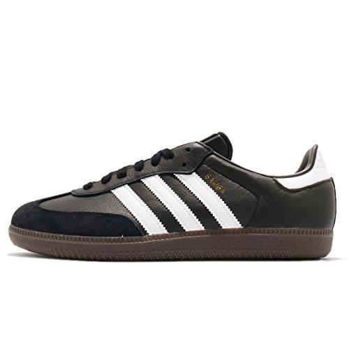 adidas Samba OG, Zapatillas Hombre, Negro Core Black Footwear White Gum5, 40 EU
