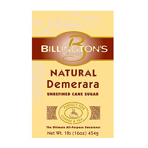 Billington's Natural Demerara Unrefined Cane...