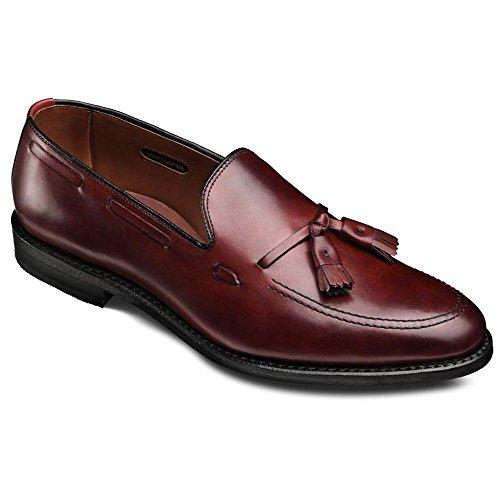 Allen Edmonds Men's Grayson Tassel Loafers Oxford, Oxblood, 11.5 Wide