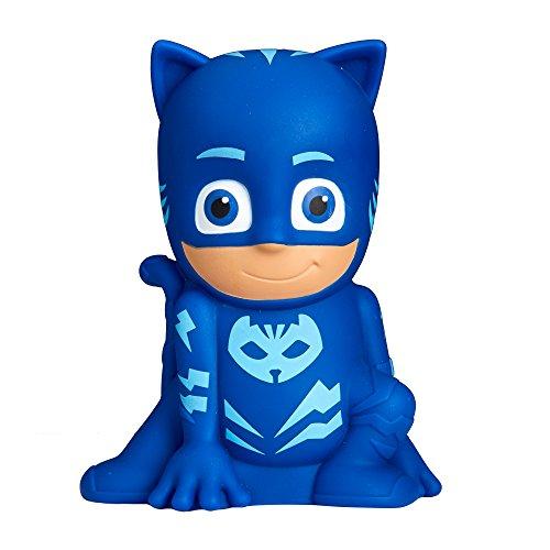 PJ Masks GoGlow-pomp: nachtlampje en zaklamp, plastic, blauw, 9 x 7,5 x 12,5 cm, 6 stuks