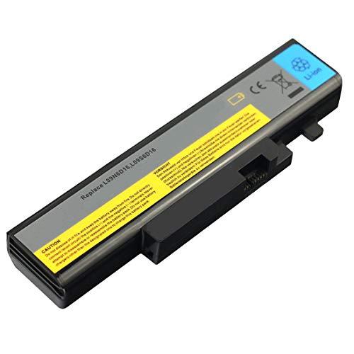 Backupower Ersatz Akku Kompatibel mit Lenovo IdeaPad B560, Y460, V560, Y560 LO9N6D16, L09N6D16, 57Y6440, Laptop Batterie 4400mAh 11.1V