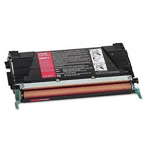 InfoPrint 39V0312 tóner y Cartucho láser - Tóner para impresoras láser (Cartucho, Magenta, Laser, IBM InfoPrint Color 1534/1634, Negro, 5-35 °C) ✅