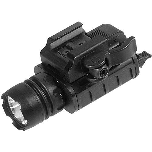 UTG 150lumen Compact LED Pistol Light, 23mm Head, QD Mount