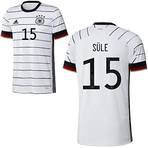 adidas Fußball DFB Deutschland Home Trikot Heimtrikot EM 2020 Herren Süle 15 Gr L