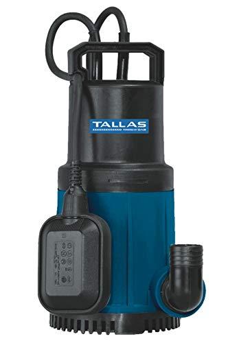 TALLAS D-SW 410 Mehrzweck-Tauchpumpe speziell für Salzwasser.