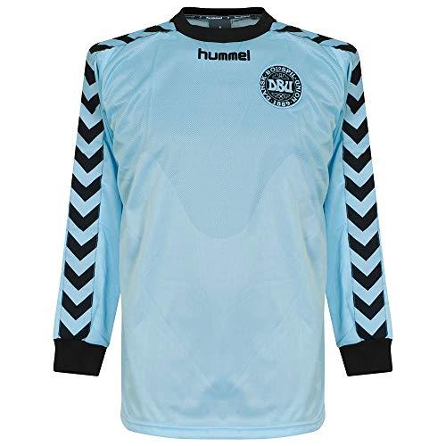 Hummel Denmark 2002-2003 Home Goalkeeper Jersey L/S - New Condition (w/Tags) - Size Medium