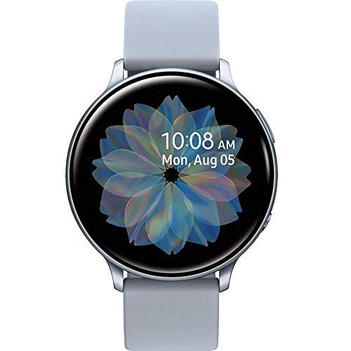 Samsung Galaxy Watch Active2 (correa de silicona + bisel de aluminio) Bluetooth – Internacional…